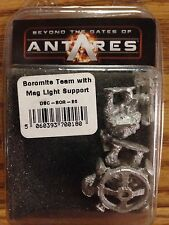 Beyond the Gates of Antares: Boromite Team with Mag Light Support