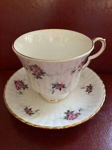 Vintage Hammersley Princess House Fine Bone China Tea Cup and Saucer  England