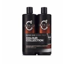 Tigi Catwalk Fashionista Brunette Shampoo and Conditioner 750ml Duo Pack