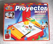 MICKEY for KIDS: SUPER-PROJECTOR (1999, PROYECTOR). BRAND NEW IN BOX, OLD STOCK!
