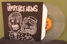 "Lawrence Arms ""Ghost Stories"" LP /550 Alkaline Trio NOFX The Broadways OOP Clear"