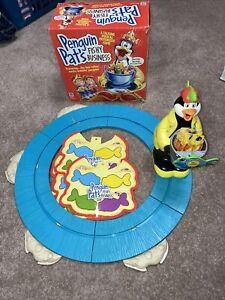 Milton Bradley 2000 Penguin Pat's Fishy Business Game