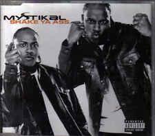 Mystik Al-Shake Ya Ass cd maxi single
