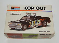 Monogram Cop Out 1973 ORIGINAL Unbuilt R10280