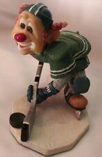 Slapstix clowns Hocky Player