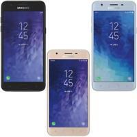 Samsung Galaxy J3 - 2018 - 16GB - Unlocked; AT&T / T-Mobile / Global / Metro PCS