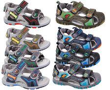 Markenlose Schuhe im Sandalen-Stil mit Klettverschluss für Jungen