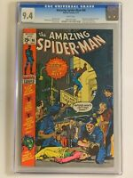 Amazing Spider-Man 96 - CGC 9.4 - 'drug' issue not approved by Comics Code Auth