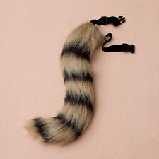 Adult Unisex Adjustable Sexy Faux Fur Fox Tail Cosplay Costume Party Drama New
