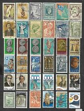 Greece stamp selection (Ref.788a)