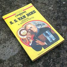 VAN DINE S.S., Signori, Il Gioco è fatto, 1994, I Classici del Giallo Mondadori.