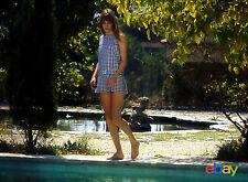 PHOTO  LA PISCINE - JANE BIRKIN  - 11X15 CM  # 1