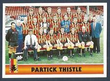 PANINI SCOTTISH FOOTBALL LEAGUE 95- #247-PARTICK THISTLE-CRAIG NELSON