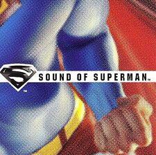 1 CENT CD Sound of Superman [Soundtrack] motion city soundtrack, american hi-fi