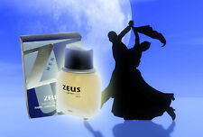 Zeus No.23 90ml EDT for Men Woody Oriental + bonus free gift perfume
