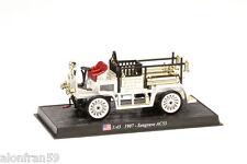 Coche Bomberos Diecast  SEAGRAVE AC53 1907 1:43 Delprado - Feuerwehr CBO007