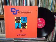 "D.J RECOMMENDATION - F50's / Lilac / Jenny Kee / Forte KOREA 12"" LP Italo Disco"