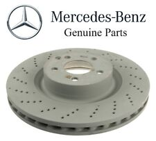 Mercedes W204 W207 W212 C250 E550 Front Left or Right Brake Disc Rotor Genuine