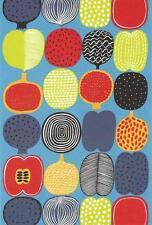 Postcard Aino-Maija Metsola Marimekko Design: Vatruska, 2012 Unused MINT