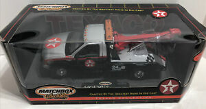 2000 Matchbox Collectibles-Texaco 1999 Ford F-350-Holmes 440 Wrecker