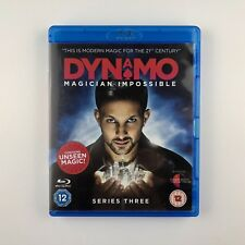 Dynamo: Magician Impossible - Series 3 - Complete (Blu-ray, 2013)