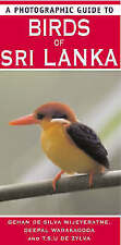 Photographic Guide to Birds of Sri Lanka-ExLibrary