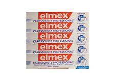 5x ELMEX Kariesschutz Professional Zahnpasta 75ml PZN:10302593 Zahncreme