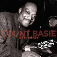 COUNT & ORCHESTRA BASIE - BASIE IN LONDON+2   VINYL LP NEU