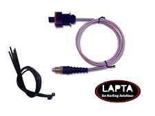 Wassertemperatur-Sensor für Alfano Astro / LV / Pro+ Rotax lang Kabel für Karts