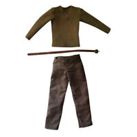 1/6 Scale Men's Outfits Clothes Set For 12'' Hot Toys Action Figure Accessories