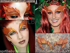 Poison Ivy Leave Eyebrow Eye mask AUTUMN ComicCon Cosplay Fairy Elf Mother Earth