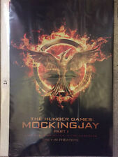 HUNGER GAMES MOCKINGJAY PART 1 MOVIE 91,5 x 61 cm Poster nuovo Ufficiale Merchandise
