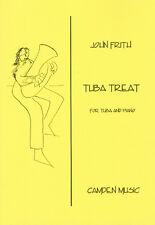 Tuba Treat Eb Bass & Piano Frith