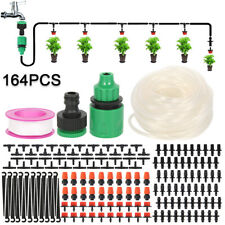 49ft Automatic Drip Irrigation System Kit Plant Micro Sprinkler Garden Watering