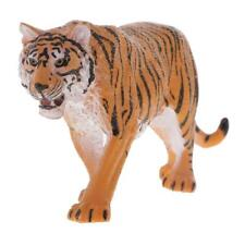 Realistic Wild Animal Siberian Tiger Model Action Figures Kid Toy Home Decor