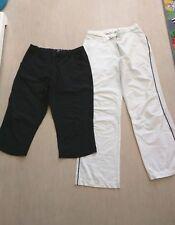 Damen Hosenpaket 2 Sommer Hosen Gr. 40 42