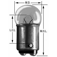 Map Light Bulb-Courtesy Light Bulb Front Wagner Lighting 68