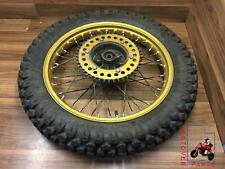 ITALJET T3 350T TRIALS REAR BACK WHEEL RIM GOLD AKRONT