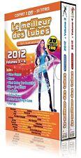 LE MEILLEUR DES TUBES EN KARAOKE 2012 - vol 3 et 4 // DVD neuf