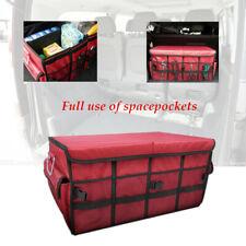 Multi-purpose Non-woven Car Foldable Trunk Boot Tidy Organiser Storage Box Bag