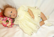 """Elly Knoops """"Crying Baby"""" Reborn Lifelike Realistic Doll 22"""""""