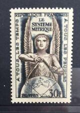 Timbre France 1954 neuf**. YT 998. Poids et mesures