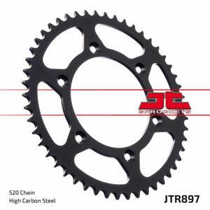 Steel Rear Sprocket Self Cleaning - 40 Tooth 520 JTR897.40SC For 90-21 KTM Husq