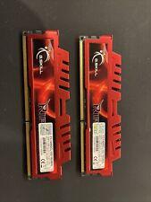 G.SKILL  F3-14900CL10D 16GBXL DDR3-1066 (2)8GB