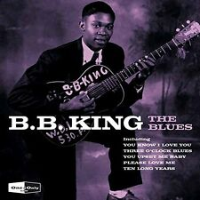 B.B. King-The Blues You know I love you; please Love me; ten Long years... OVP