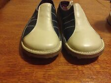 Jacques Raphael  Sandale Leather Men's 42 Made in Italy  Vitelli Beige .