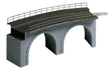Faller H0 120478 viaduct-upper Part Bent - NEW+Original Package #