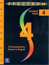 Spectrum: A Communicative Course in English, Level 4-ExLibrary