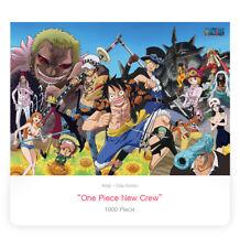 1000Piece Jigsaw Puzzle Anime One Piece New Crew Hobby DIY