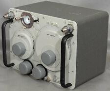 General Radio 1606 B Rfr F Impedance 400 Khz 60 Mhz Bridge With2 Gr874 Bnc Con